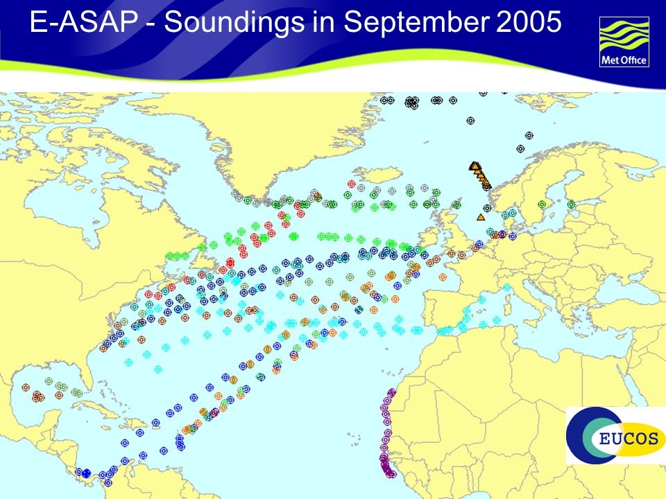 Page 33© Crown copyright 2004 E-ASAP - Soundings in September 2005