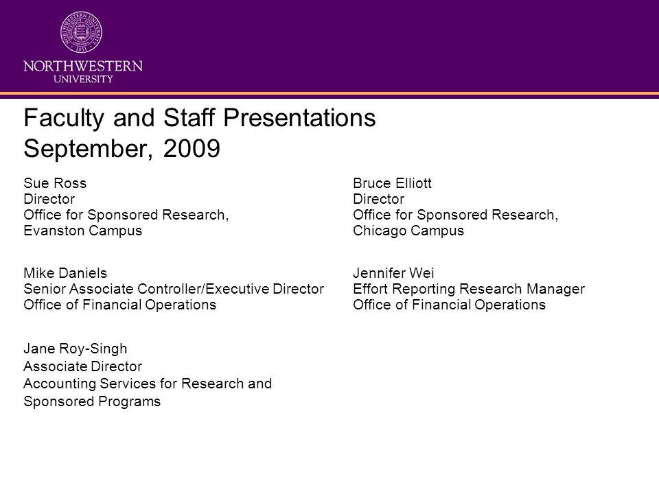 I.ARRA Overview II. PI and Department Admin. Responsibilities III.