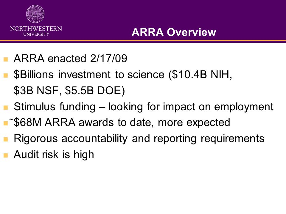 ARRA Assistance We are here to help you.