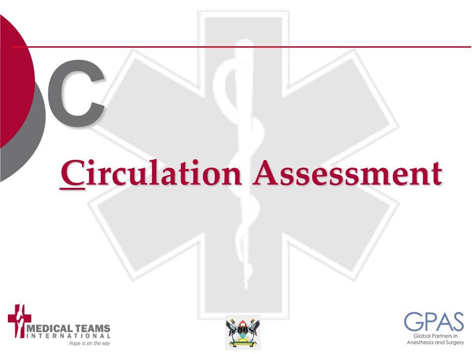 Circulation Assessment C