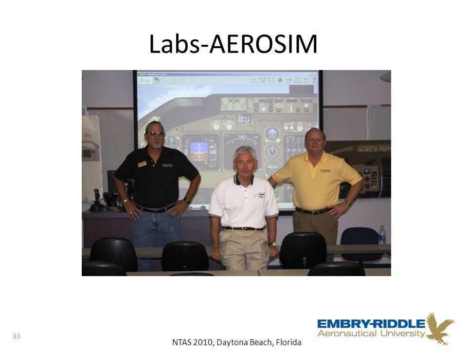 NTAS 2010, Daytona Beach, Florida Labs-AEROSIM 33
