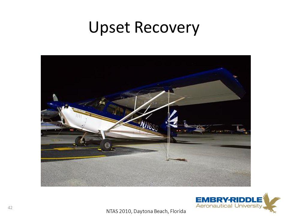 NTAS 2010, Daytona Beach, Florida Upset Recovery 42