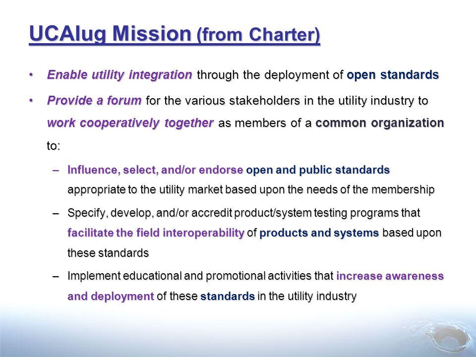 http://www.ucaiug.org/ UCAIug Organization Chart