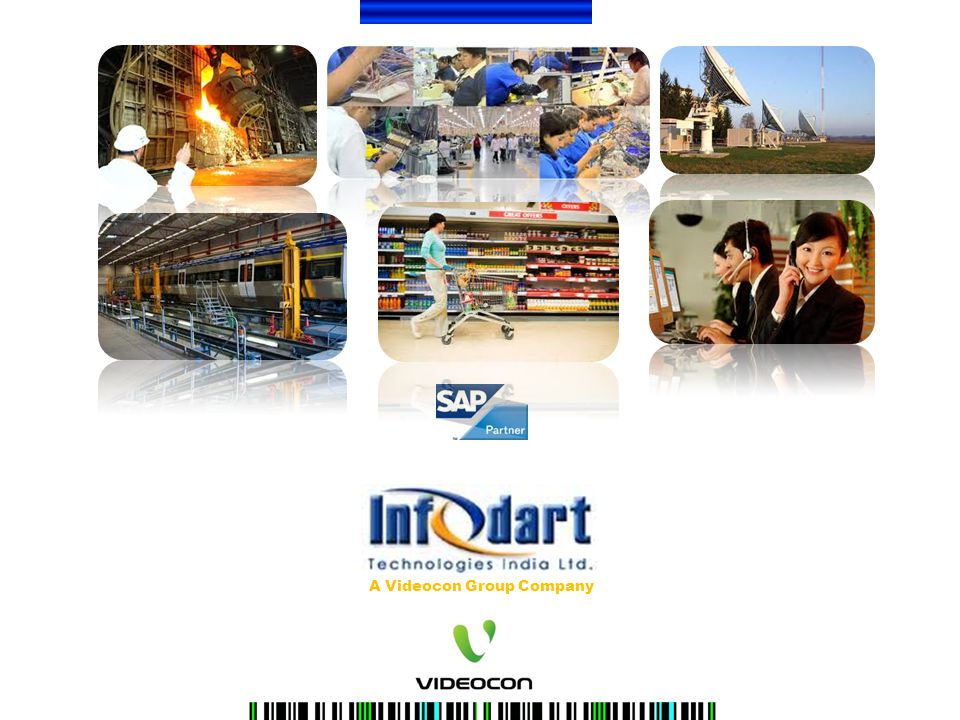 INFODART'S CORE COMPETENCY COVERS ENTIRE VALUE CHAIN