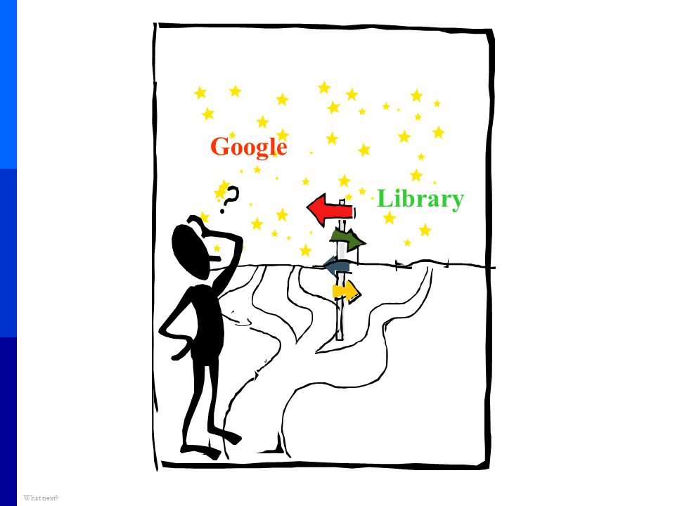 Google Library What next