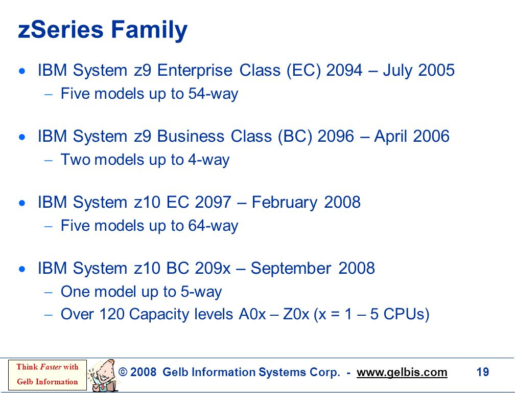 © 2008 Gelb Information Systems Corp.