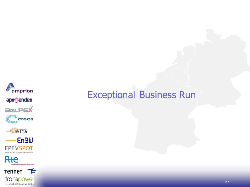 27 Exceptional Business Run