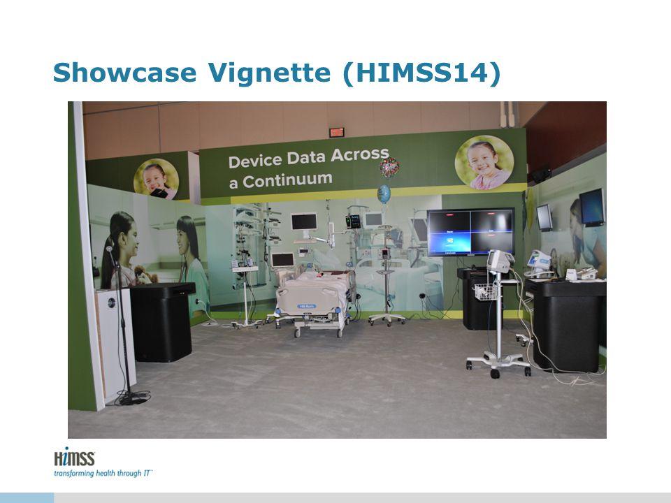 Showcase Vignette (HIMSS14)