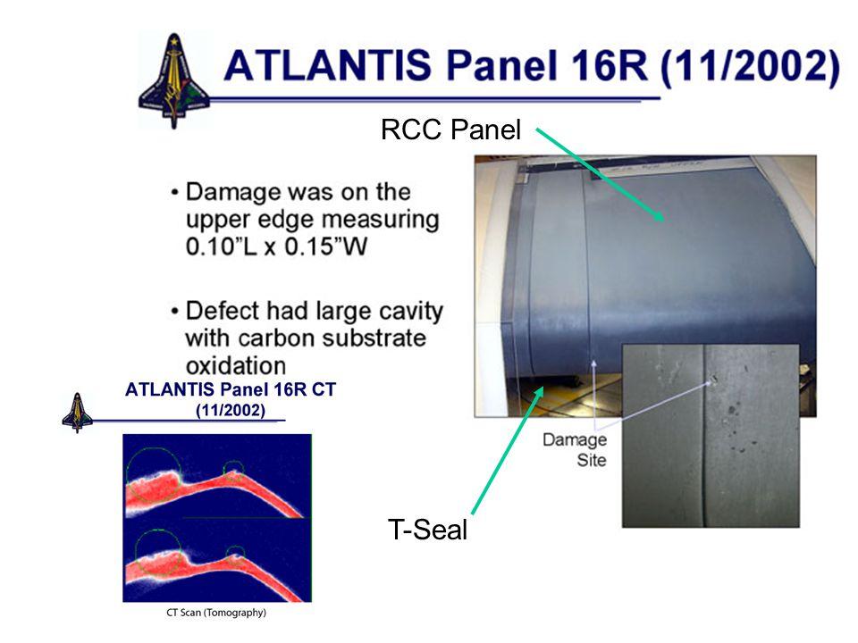 T-Seal RCC Panel