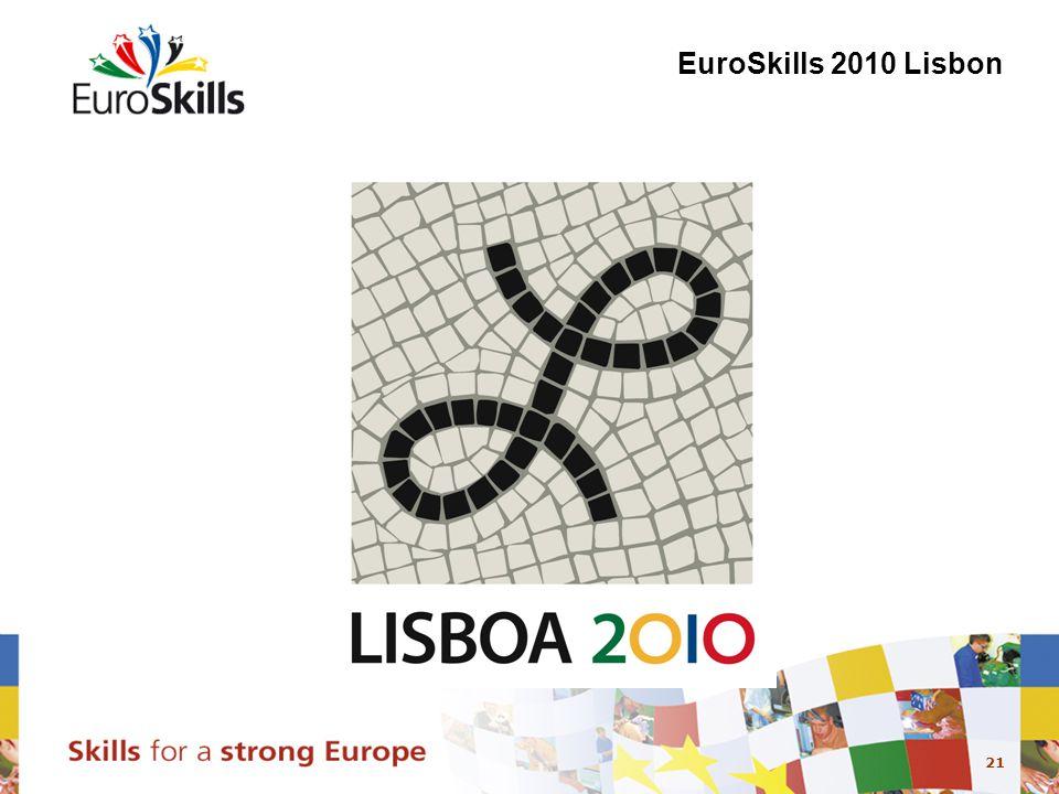 21 EuroSkills 2010 Lisbon