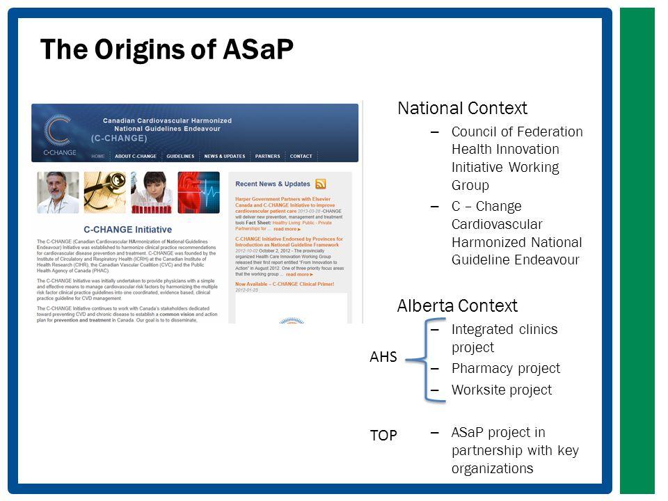 The ASaP Partnerships A7
