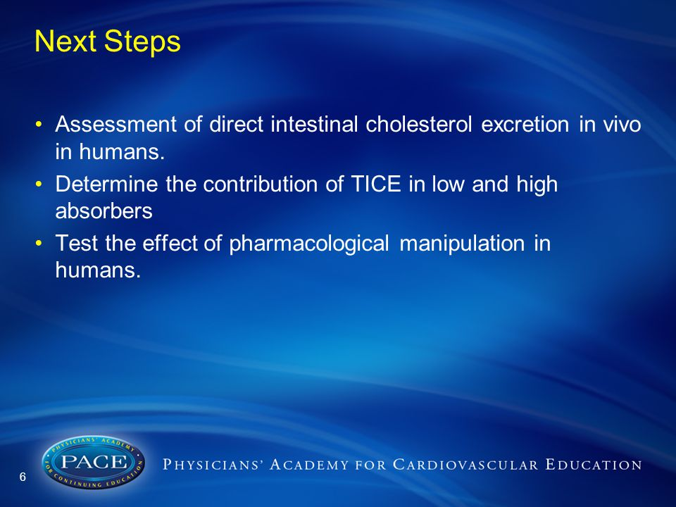 7 Cholesterol Absorption Inhibitors Lower LDL-C and that is Enough in Itself