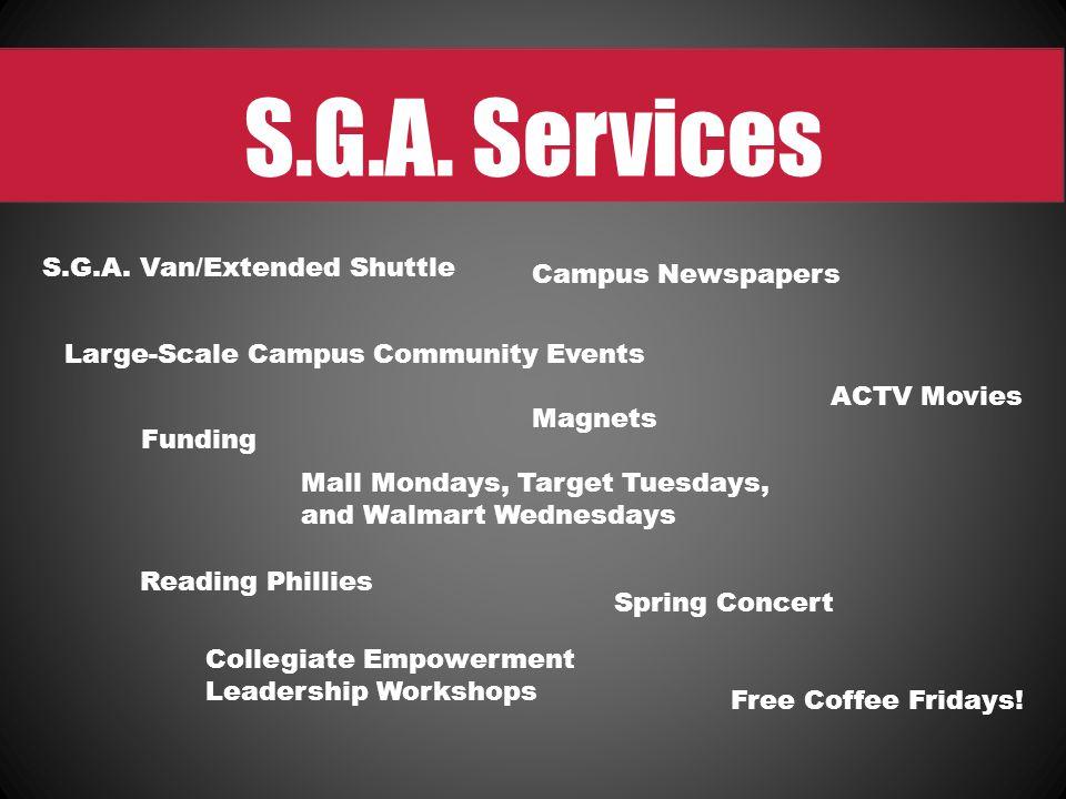 S.G.A. Services S.G.A.