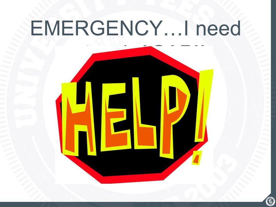 EMERGENCY…I need artwork ASAP!!