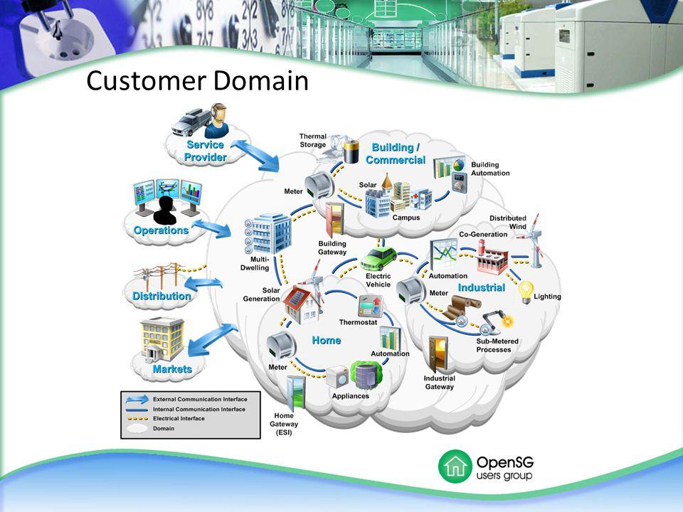Customer Domain