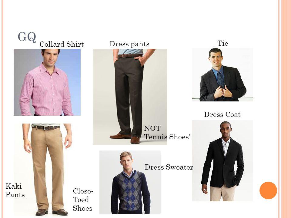 V OGUE Close- toed Shoes Collard Shirt Dress Longer Skirt Conservative Shirt Dressy Shirt Pants