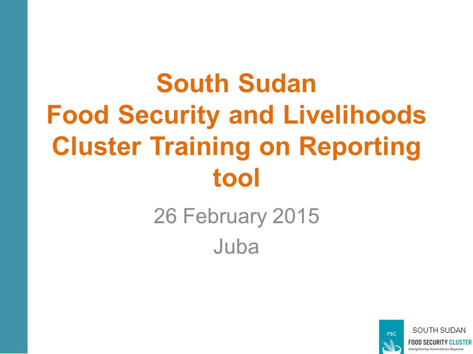 SOUTH SUDAN Reports/Maps 1)Percentage Actual/Plans: Beneficiaries by geographic area By Response Purpose, Strategic Objective, Modality, Targeted Beneficiary Group 2)Achievement Analysis: Beneficiaries by geographic area