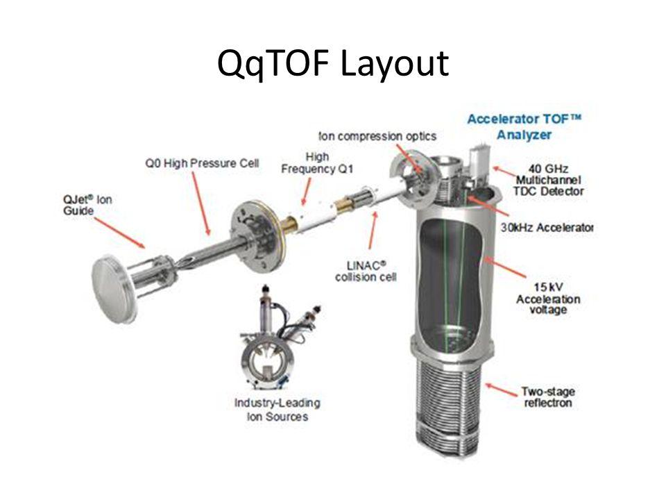 QqTOF Layout