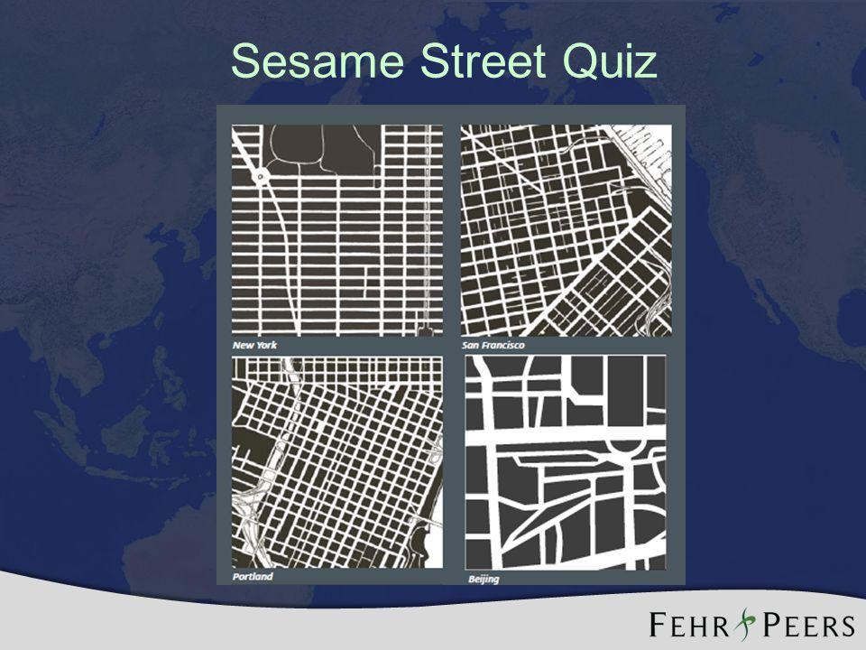 Sesame Street Quiz