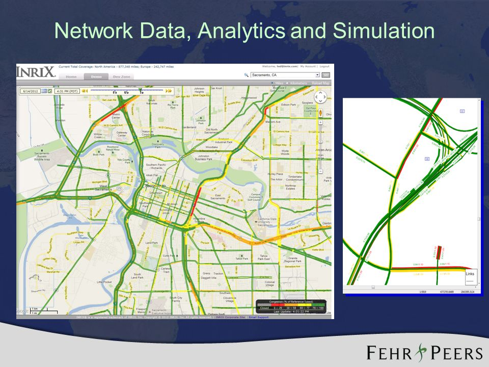 Network Data, Analytics and Simulation