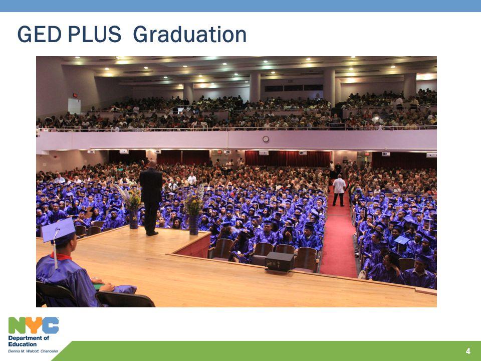 4 GED PLUS Graduation