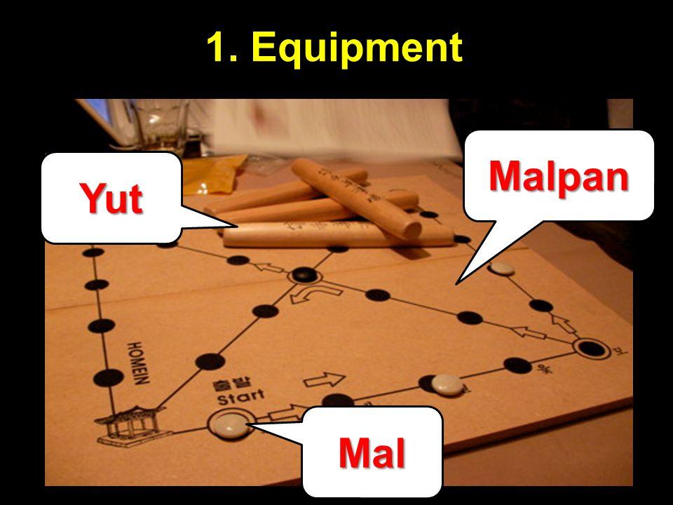 1. Equipment Yut Mal Malpan