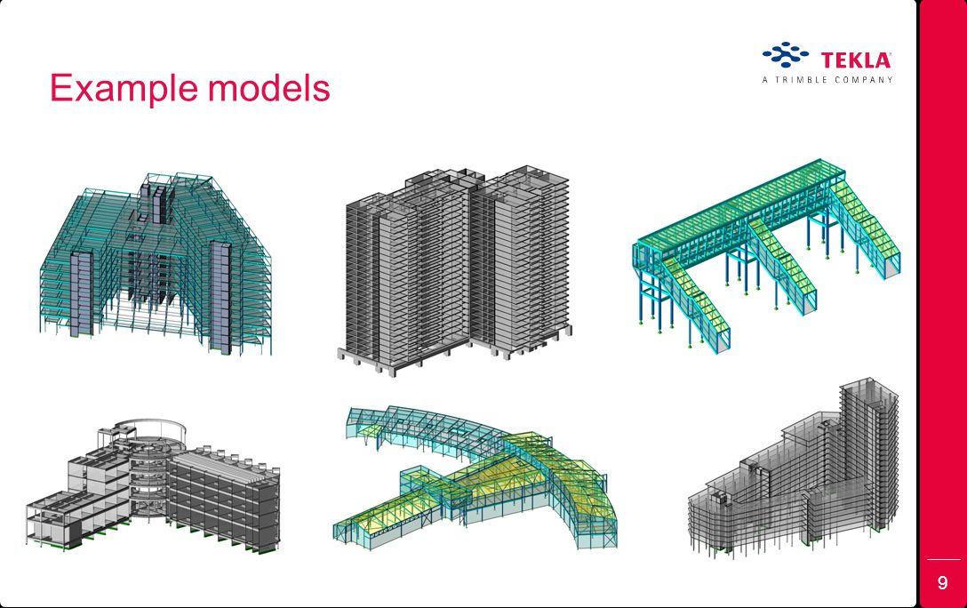 Example models 9