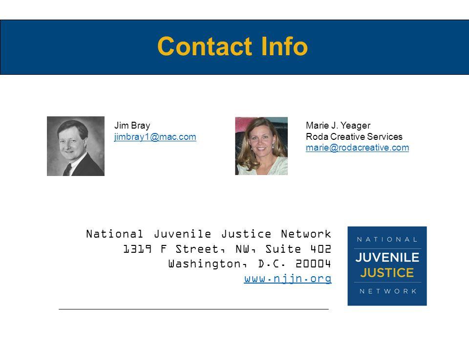 Contact Info Marie J.