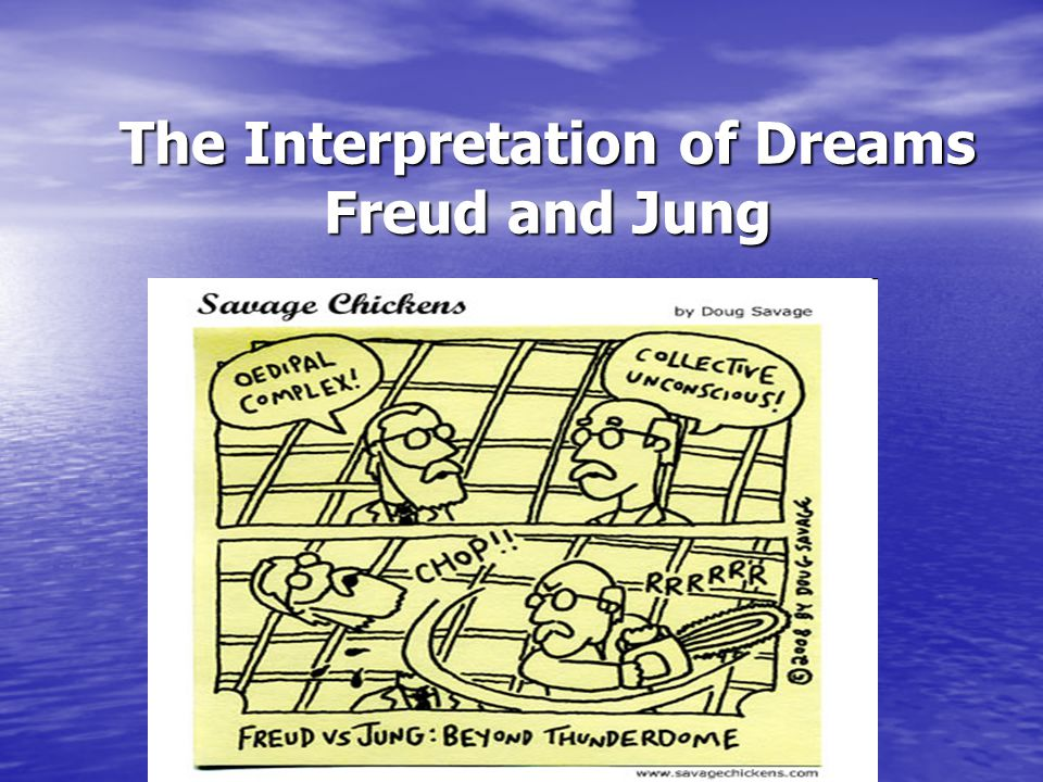 Freud and dreams: FREUD was fully aware of the importance of dreams and described them as the ROYAL ROAD to understanding the unconscious.