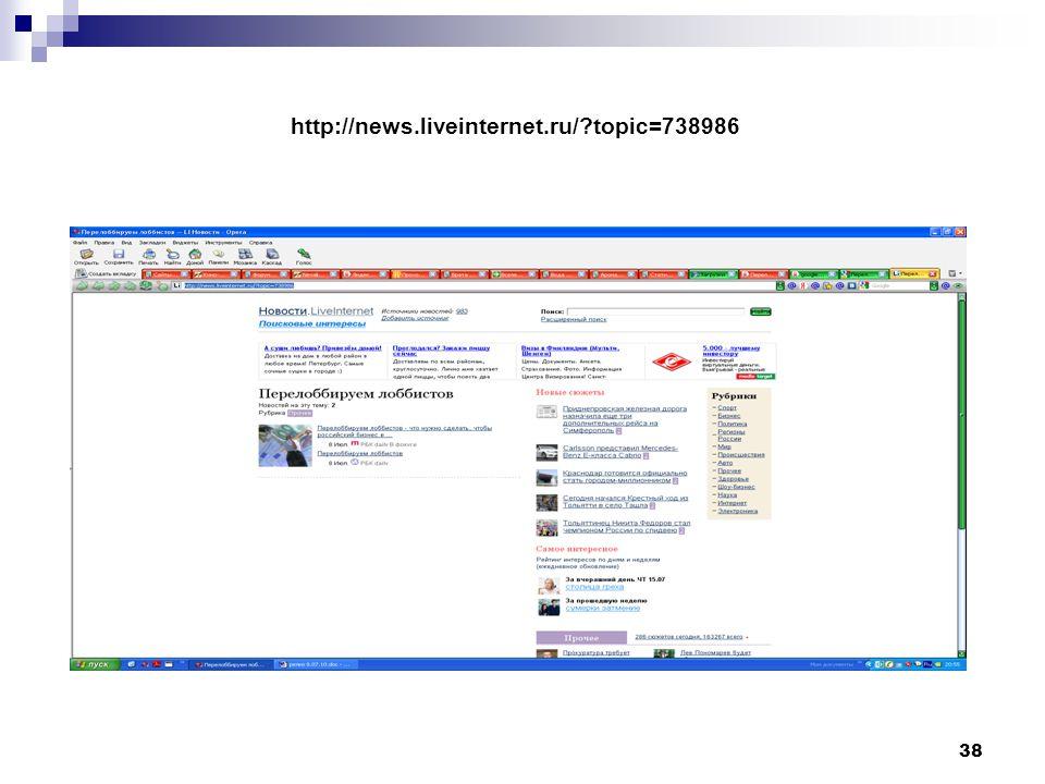 38 http://news.liveinternet.ru/ topic=738986