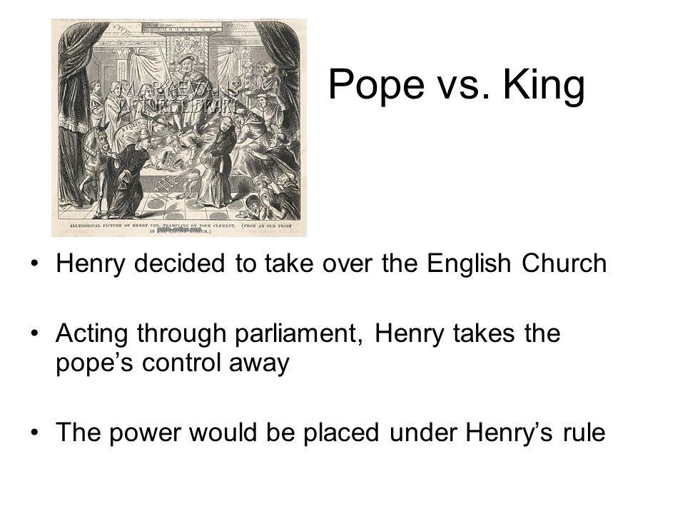 Pope vs.