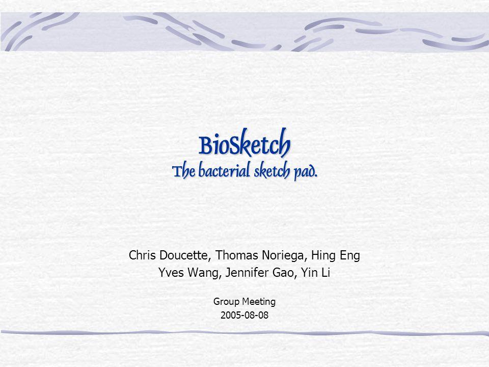 BioBricks Team