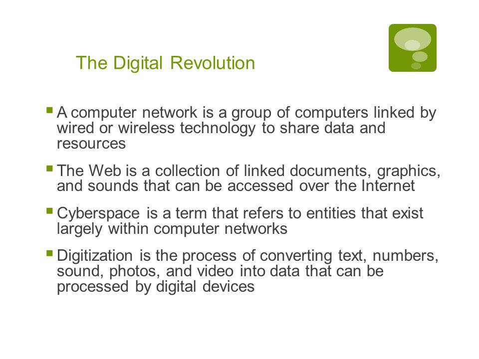 Chapter 1: Computers and Digital Basics 8 Convergence  Technological convergence is a process by which several technologies with distinct functionalities evolve to form a single product  Convergence tends to offer enhanced functionality and convenience
