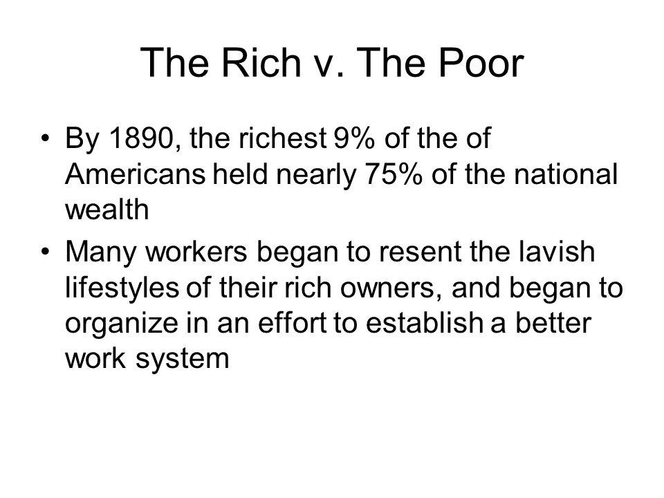 The Rich v.