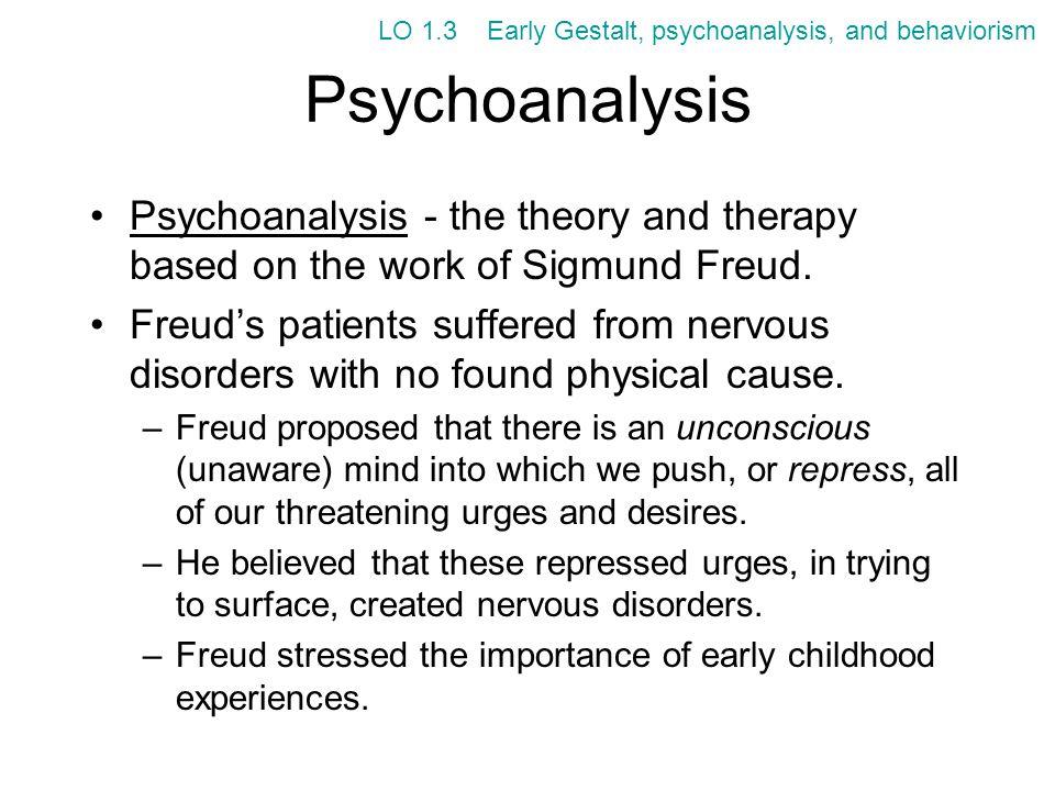 Behaviorism Behaviorism - the science of behavior that focuses on observable behavior only.