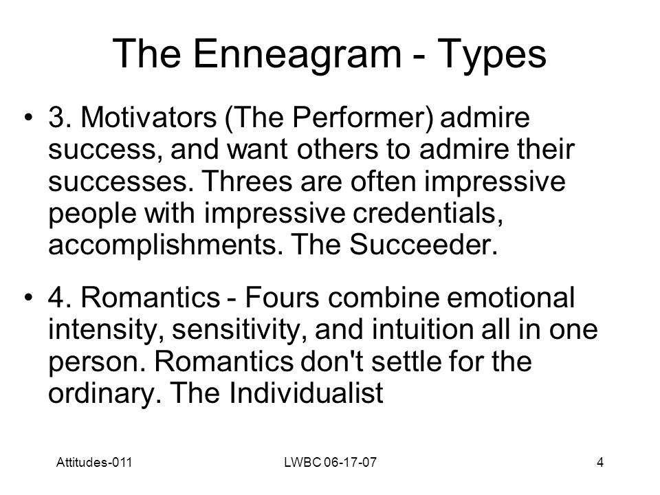 Attitudes-011LWBC 06-17-075 The Enneagram - Types 5.