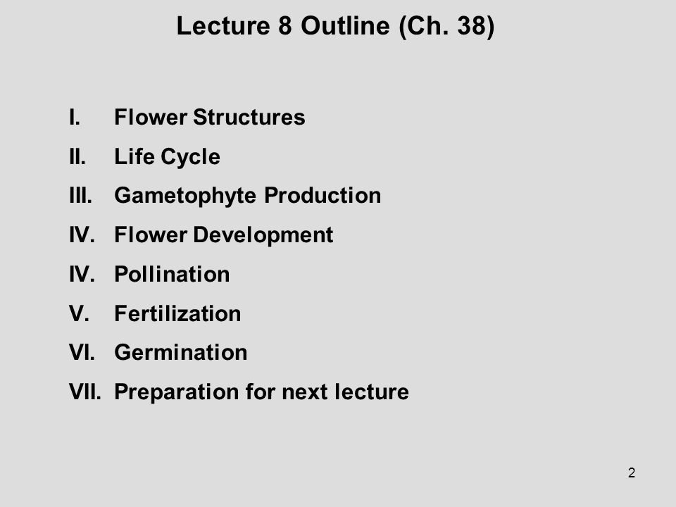 33 Self-Check Part of plantFunctionLater becomes…Examples: OvaryContains eggs (ovules) Flesh of fruitApples, strawberries, coconut meat Pollen Ovule Integuments Cotyledons Endosperm