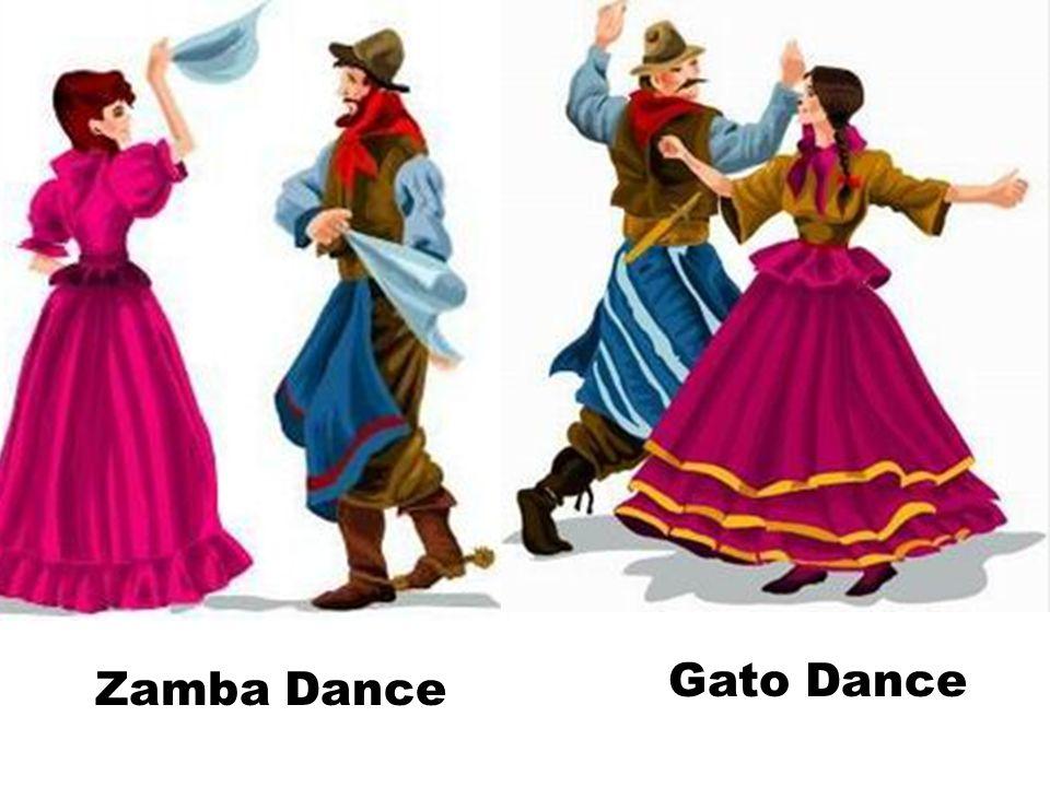 Gato Dance Zamba Dance