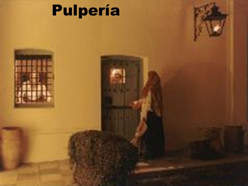 Pulpería