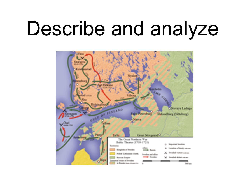 Describe and analyze