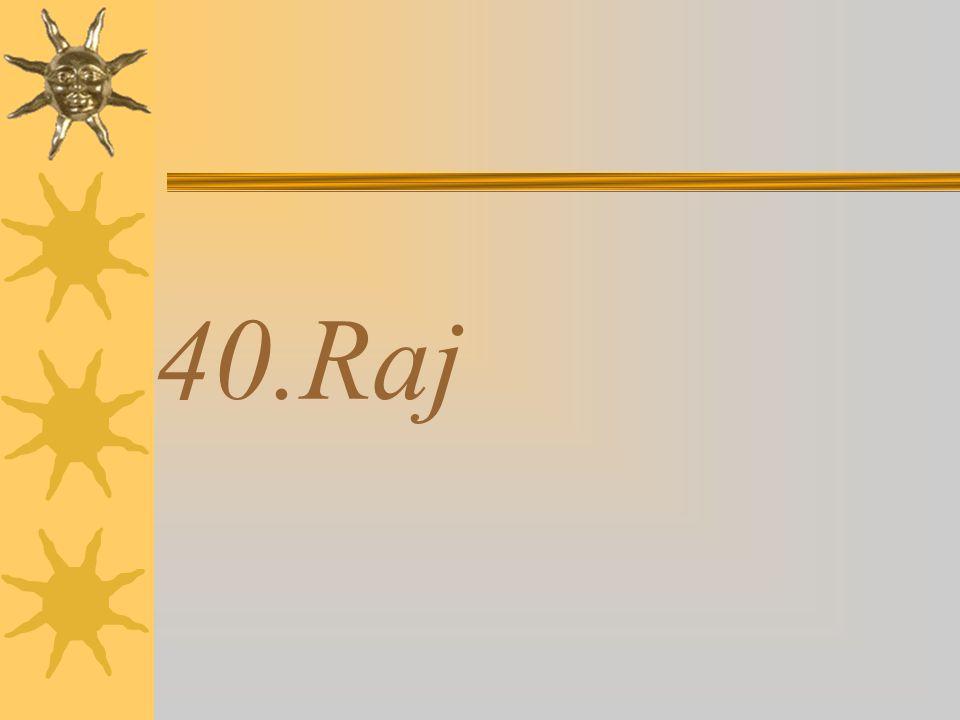40.Raj