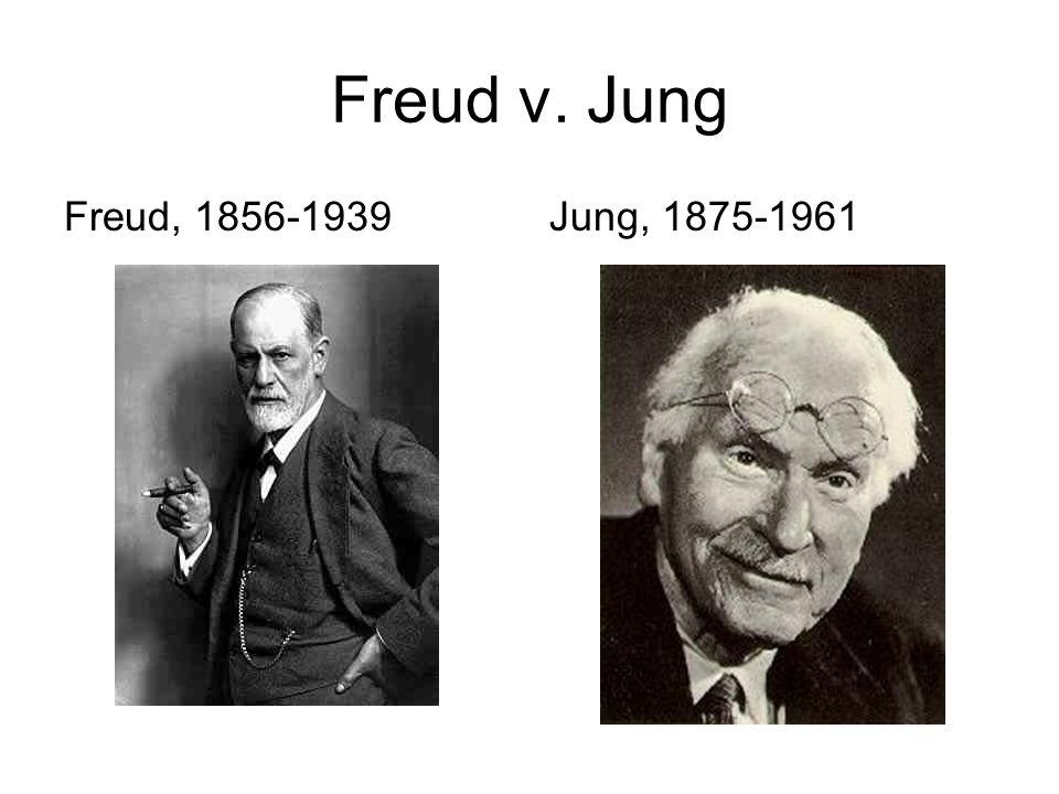 Freud v. Jung Freud, 1856-1939Jung, 1875-1961