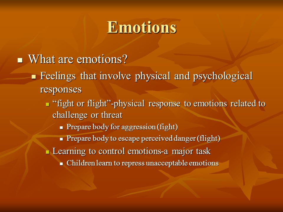 Emotions What are emotions. What are emotions.