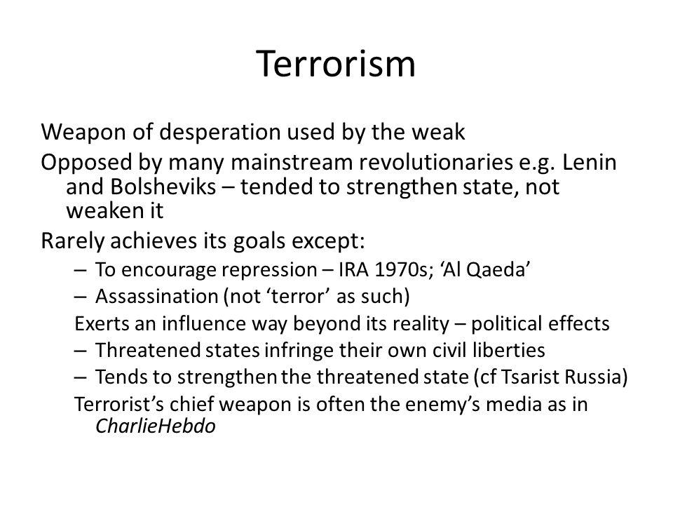 Terrorism Deaths Worldwide 1992-2005