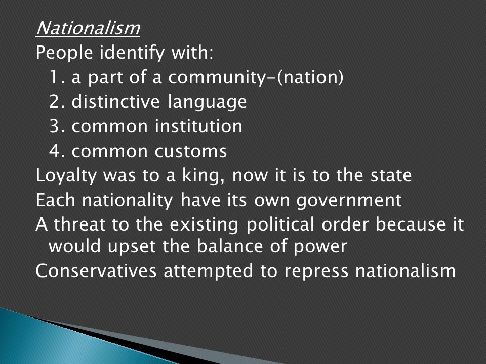 Liberalism and nationalism make their mark French liberals overthrew Charles X in 1830 established a constitutional monarchy Belgium rebelled from the Dutch Republic Poland attempted to rule itself but Russia halted that idea Italy wanted to be free and Austria put those revolts down