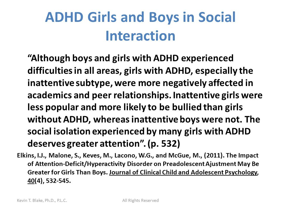 AD/HD and Developmental Coordination Disorder (DCD) Significantly poorer perceptual reasoning ability was seen in DCD and ADHD+DCD groups but not in the ADHD group.