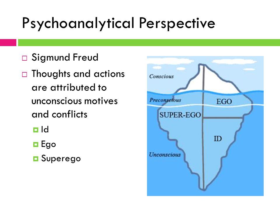 Let's Get Psychodynamic.