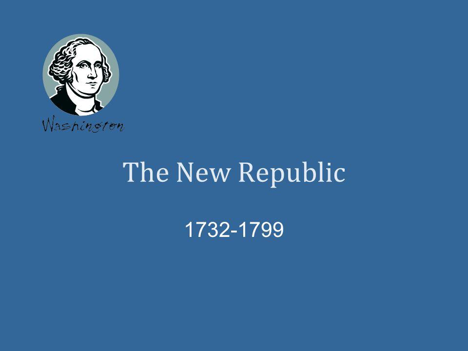 The New Republic 1732-1799