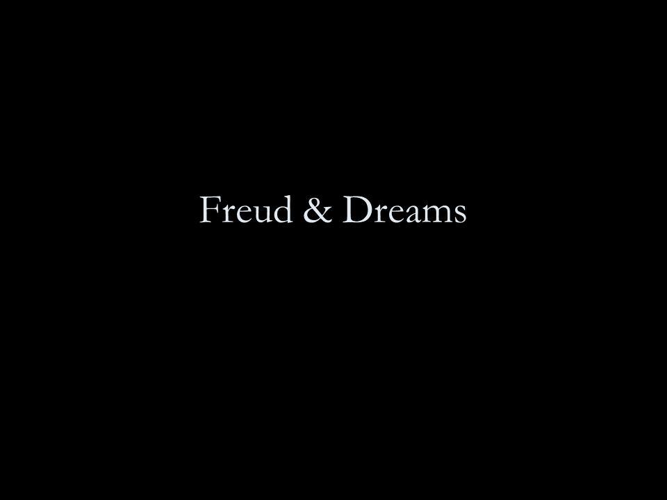 Freud & Dreams