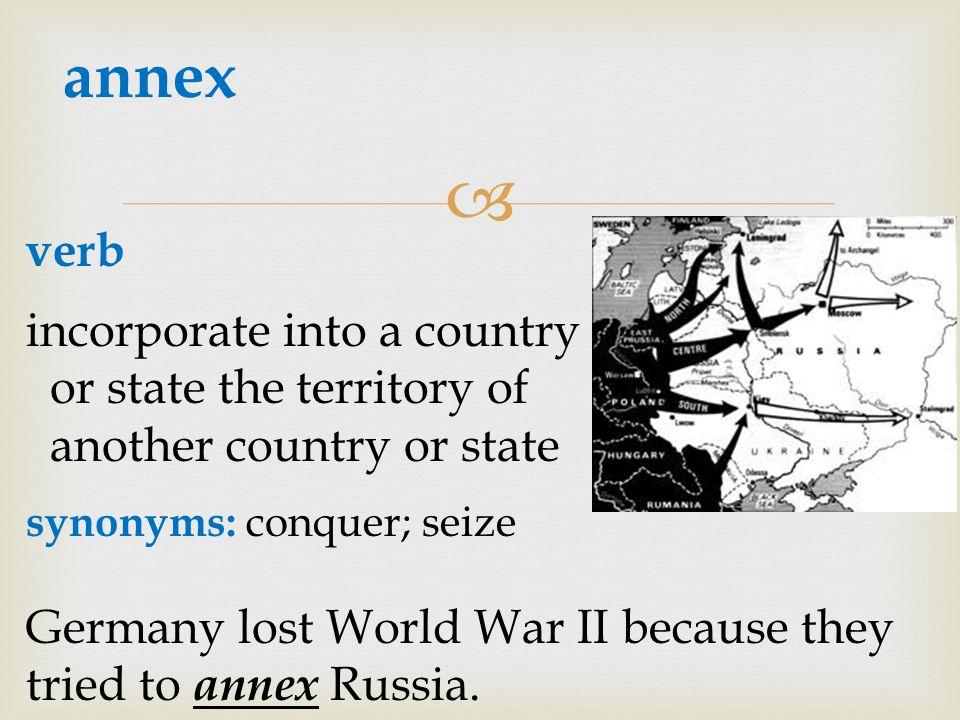 annex – jovial